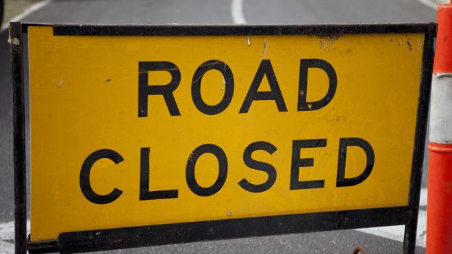Grattan Street closure