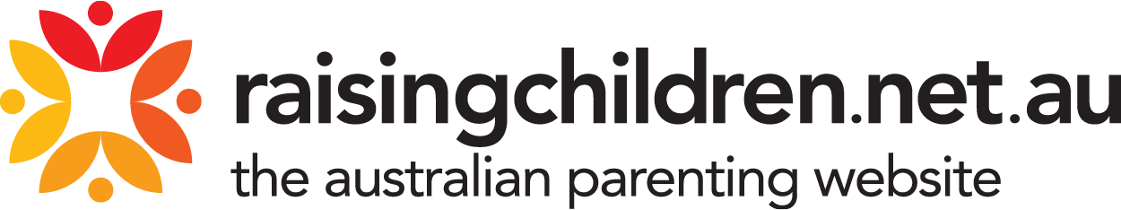 raising children logo