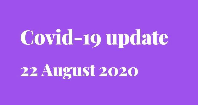 Covid-19 update - testing and research