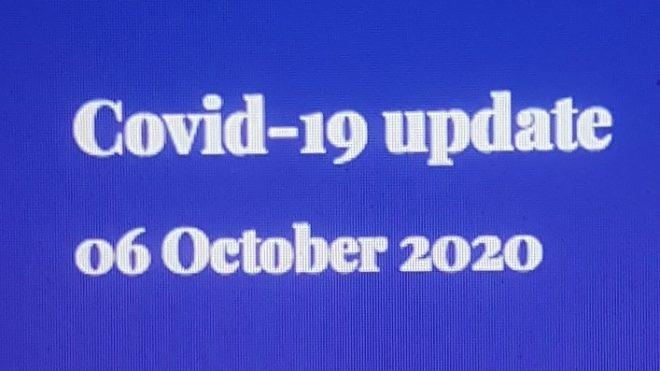 COVID-19 screening update
