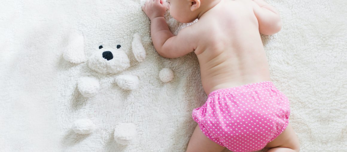 Caring for babies in hot weather