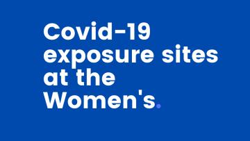 Covid-19 exposure site